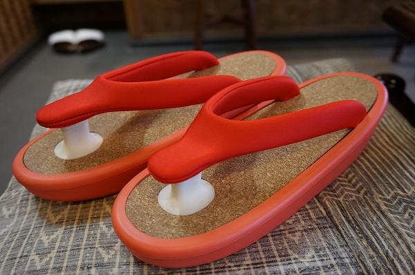 祇園の老舗履物店の技とこだわりから生まれた革新的なビーチサンダル  「祇園 ない藤」