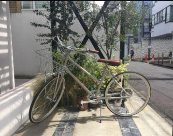 【東京都台東区】オーダー自転車が届いた! 自転車通勤はじめます。