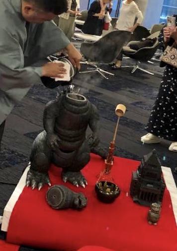 朝倉さん ゴジラ2