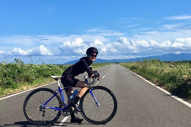「健康」も「きれい」も「運命」も、みんな自転車が連れてきてくれた