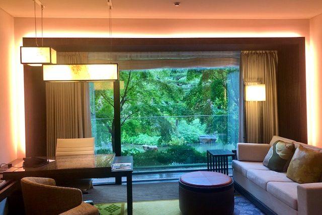 京都一のスパと800年の歴史が息づく池庭に癒される、大人の京都滞在ホテル、フォーシーズンズ京都