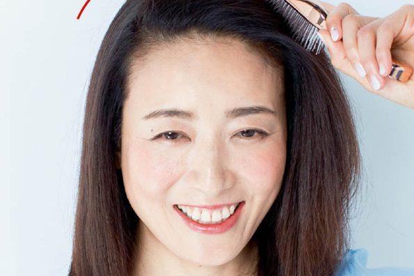 頭皮のブラッシング「スカルプストレッチ・ブラッシング」で髪も体も好調に!