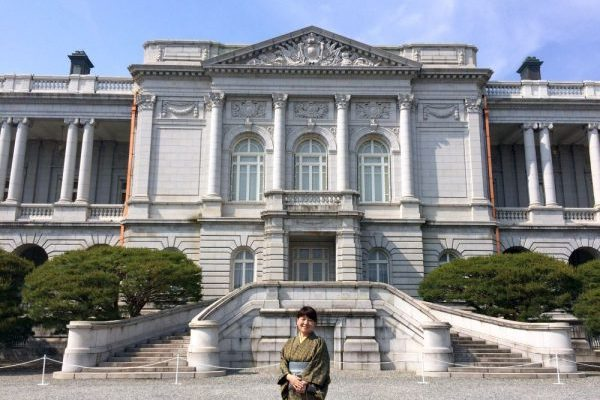 ベルばら気分! 迎賓館赤坂離宮に行ったことありますか?