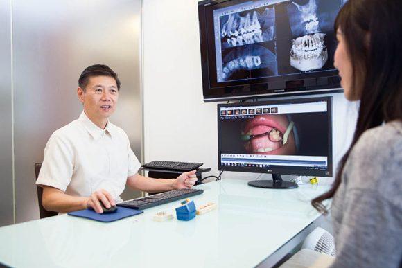 過去の歯の治療は、 50歳前後で再確認をすべき!?/健康で美しい歯を維持する7つの条件・その5