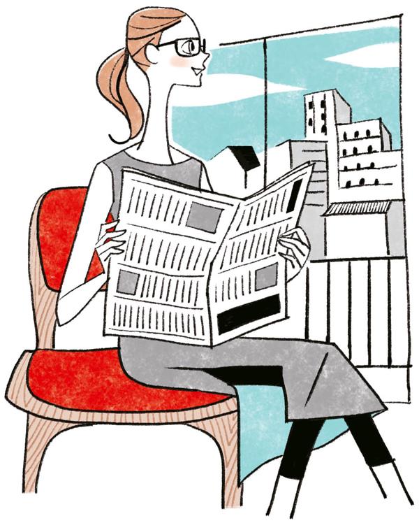 目の健康寿命 新聞