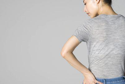 腰痛は肛門力の低下が隠れた原因だった!