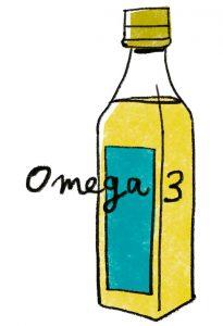 目の健康寿命 オメガ3