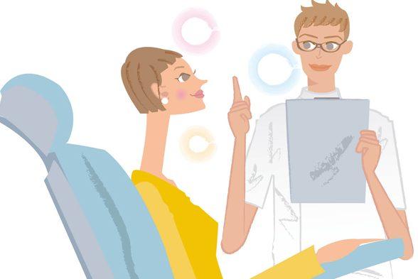 歯科医を単発で変えるのはNG。一生つき合える歯科医を見つけるべき理由は/健康で美しい歯を維持する7つの条件・その4