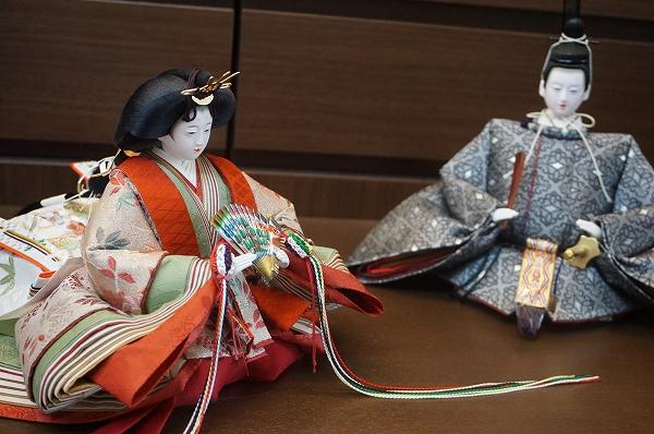 有職雛人形司がつくるお誂えの雛人形 「京ひな人形  西陣たくみ人形」