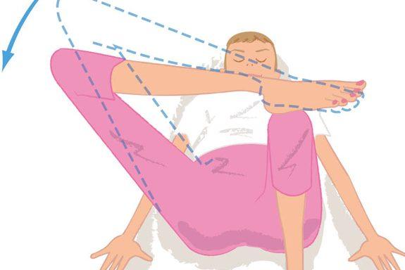 股関節の動かしやすさがアップする「おしりエクボ体操」とは?