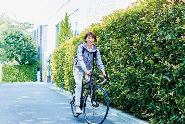 神﨑貴子さんの毎日YOJO①いいと思ったことは取り入れ、体の声を聞く。