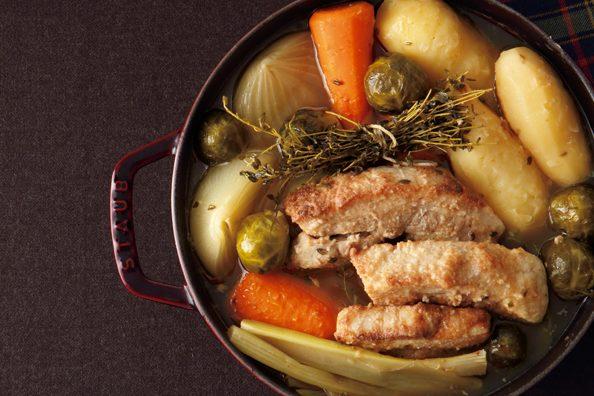 「塩麴漬け」レシピ<豚バラ肉とごろごろ野菜のポトフ>/人気デリ料理人、酒井美香さん直伝!①