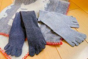 ありがたい、でも恥ずかしい。「五本指靴下」への愛憎を語る