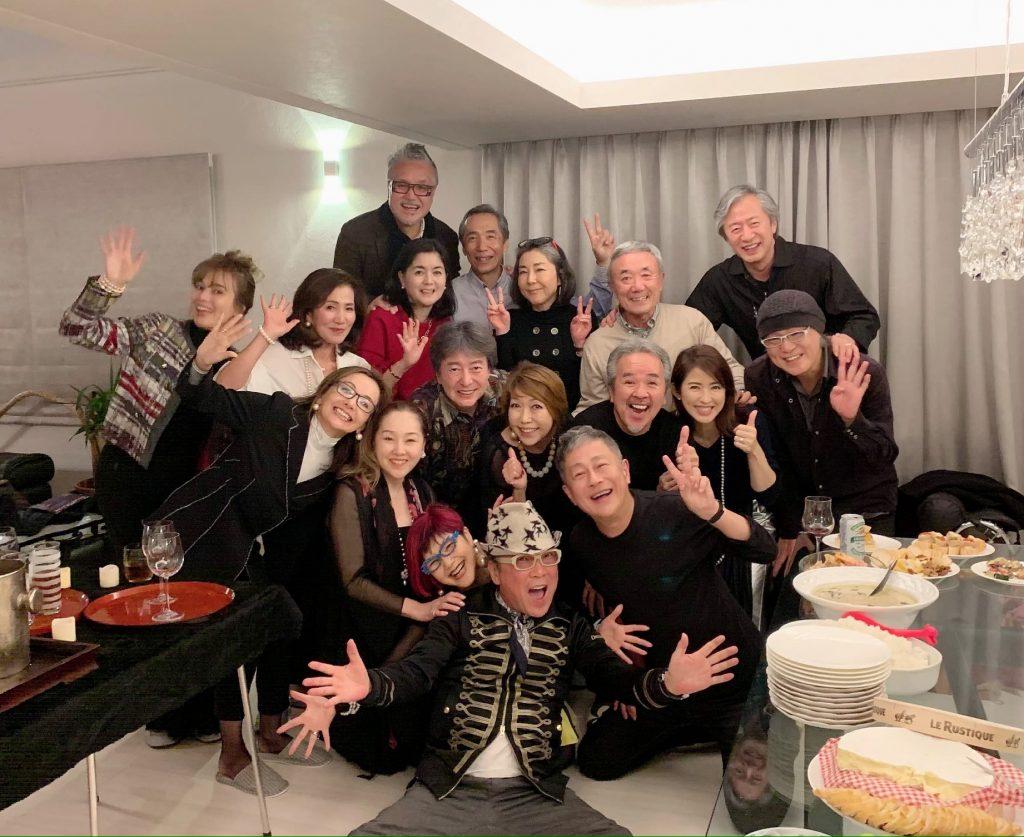 朝倉さん House Warming Party