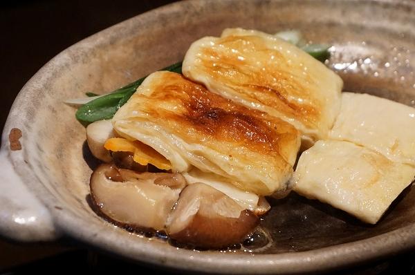 若さを保つ大豆の魅力を凝縮した多彩な「ゆば」料理 「京ゆば処 静家 西陣店」