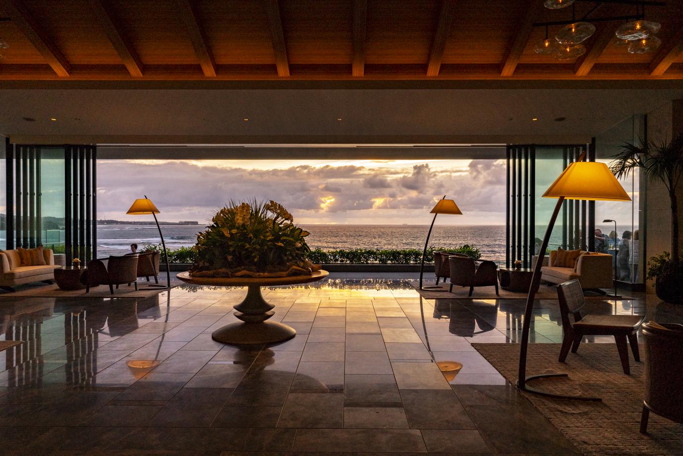 2020年の美と健康は、ハレクラニ沖縄「長寿の知恵」2泊3日のウエルネス滞在で 後編