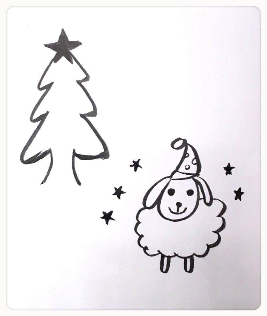 樫出さん 羊