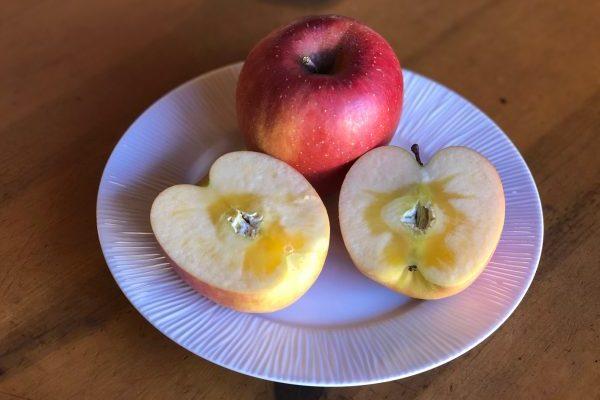 #被災地農家応援レシピ 被災地のりんごを購入してタルトタタンを作ります