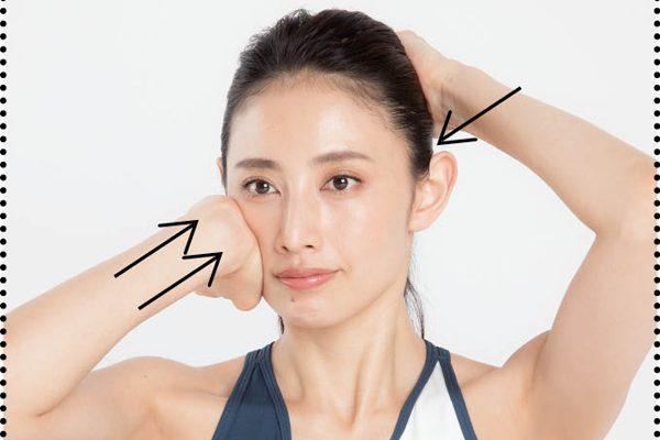 顔のたるみを防ぐ「頬加圧」/森 拓郎さん伝授⑦