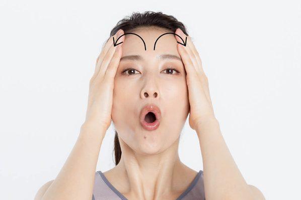【動画あり】「ほうれい線」を薄くする〈額伸ばし〉と〈頬伸ばし〉テクとは/フェイストレーナー木村祐介さん伝授⑤