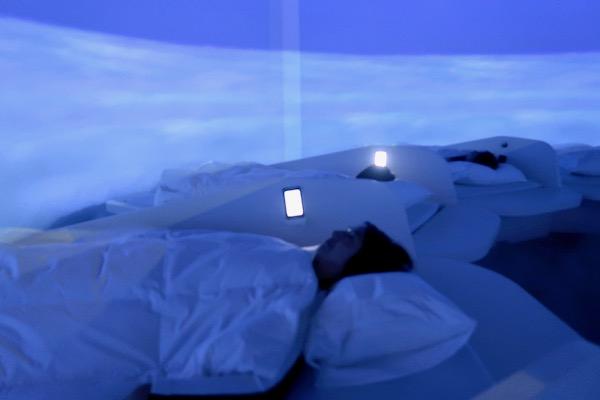 MTGから革新的なAI搭載マットレス「NEWPEACE」登場!最適な寝心地を!