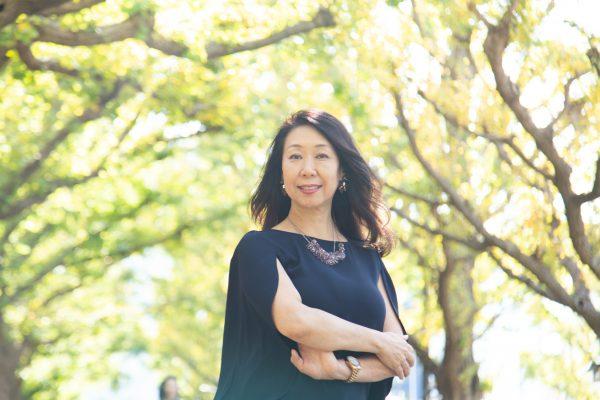 杉本佳子(ファッションジャーナリスト兼美容食研究家)/1年半で11kgの減量に成功したビューティメソッドを考案