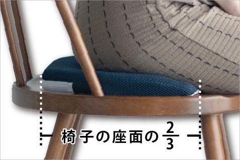 おしり枕4