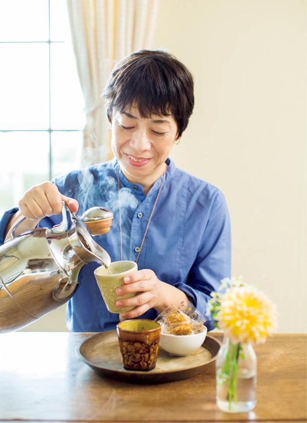 毎日YOJO えんめい茶