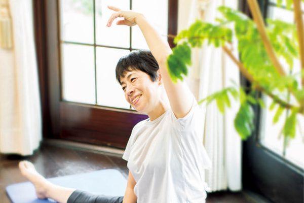 手作り保存食、ヨガなどで心身ともに軽やかに / 飛田和緒さんの毎日YOJO②