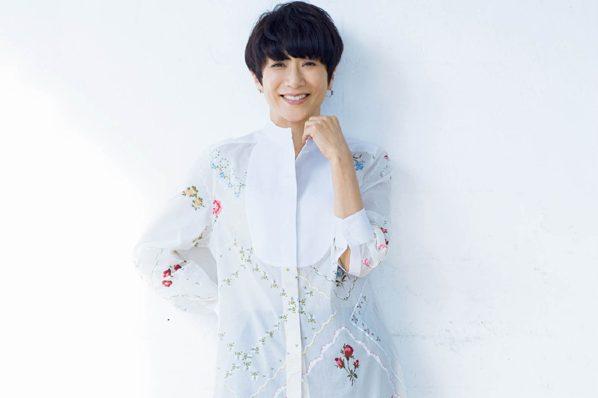 黒田知永子さん、刺繍やレースなど「甘いディテール」の取入れ方のルールは