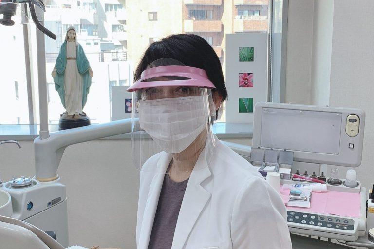 新型コロナウィルスに負けない! 50代人気歯科医が実践する感染予防対策