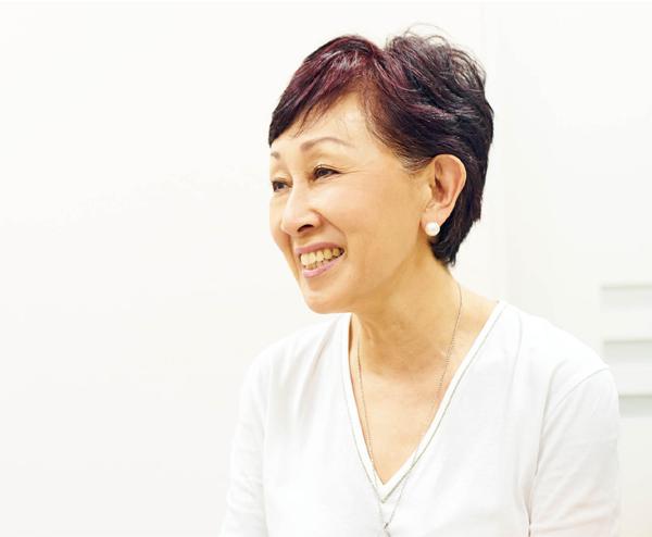 松田美智子さん