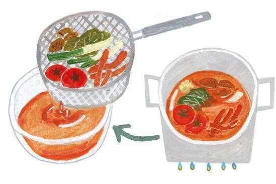 AGEを増やさないおすすめ調理法は「蒸す」。油を使う場合は?/タカコ ナカムラさん指南(前編)