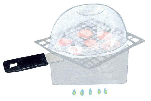 AGEを増やさない調理法「低温蒸し」「ウオーターソテー」とは?/タカコ ナカムラさん指南(後編)
