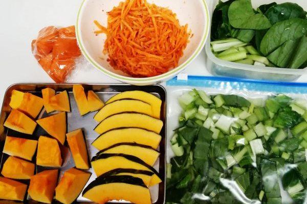 食品保存法と調味料作りにハマりました。少しの手間で毎日のおうちごはんを楽に