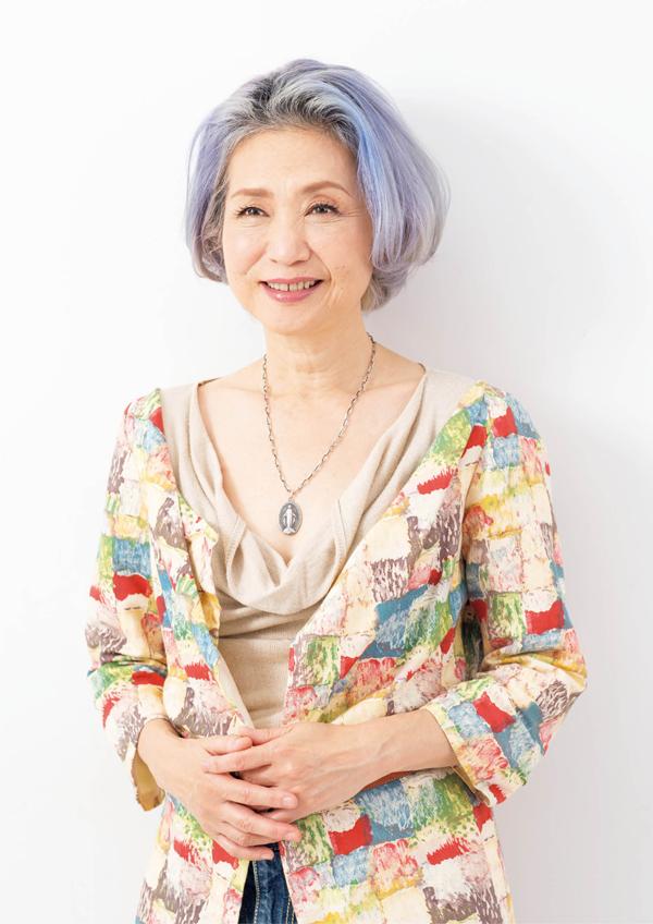 がんサバイバー 内田春菊さん