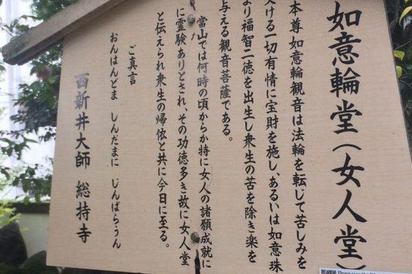 関東厄除け三大師のひとつ、西新井薬師で厄払いをしてきました!