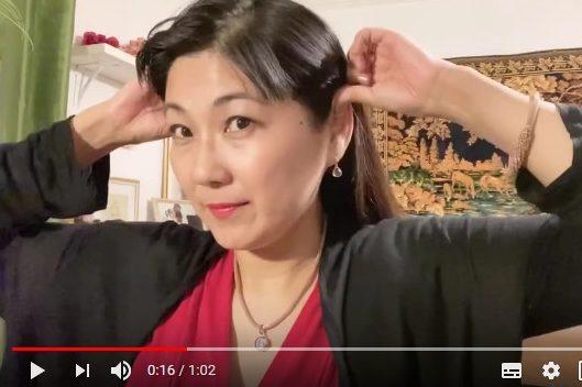 【動画あり】のどには美声のツボがあるんです! オペラ歌手・田村麻子さんの「肺活」レッスン