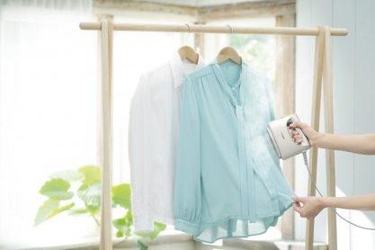 手洗い、うがいに続く新習慣!「衣類スチーマー」で徹底除菌しませんか?