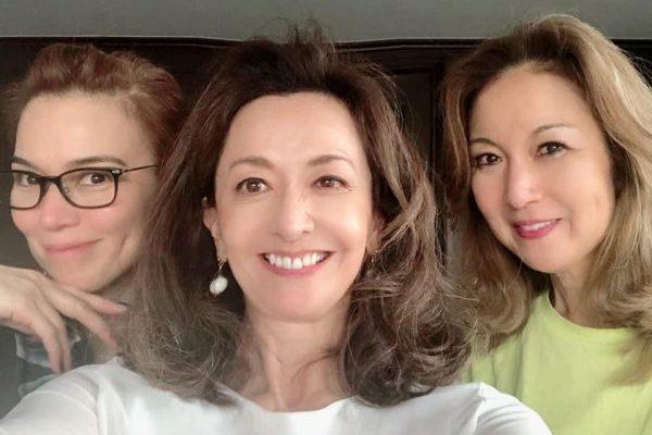 3ヶ月半ぶりにThe Fujiyama Sistersのレッスン再開。7月にはトークショーも!