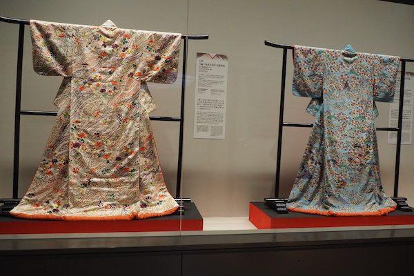日本の美の極みを堪能  特別展「きもの KIMONO」
