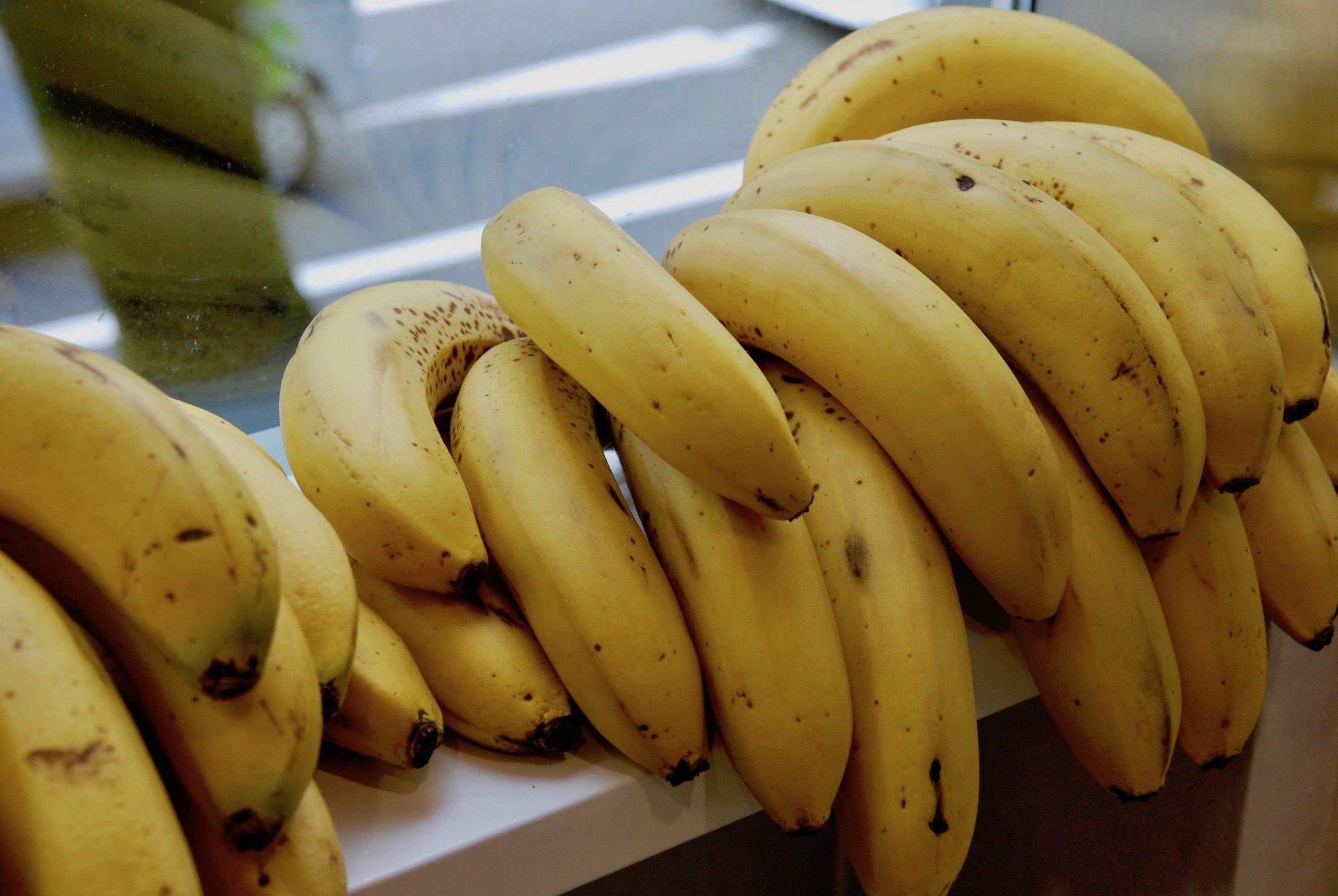 茹でる バナナ 【バナナティー】バナナを皮ごと煮た「茹で汁」で不眠症が改善する?