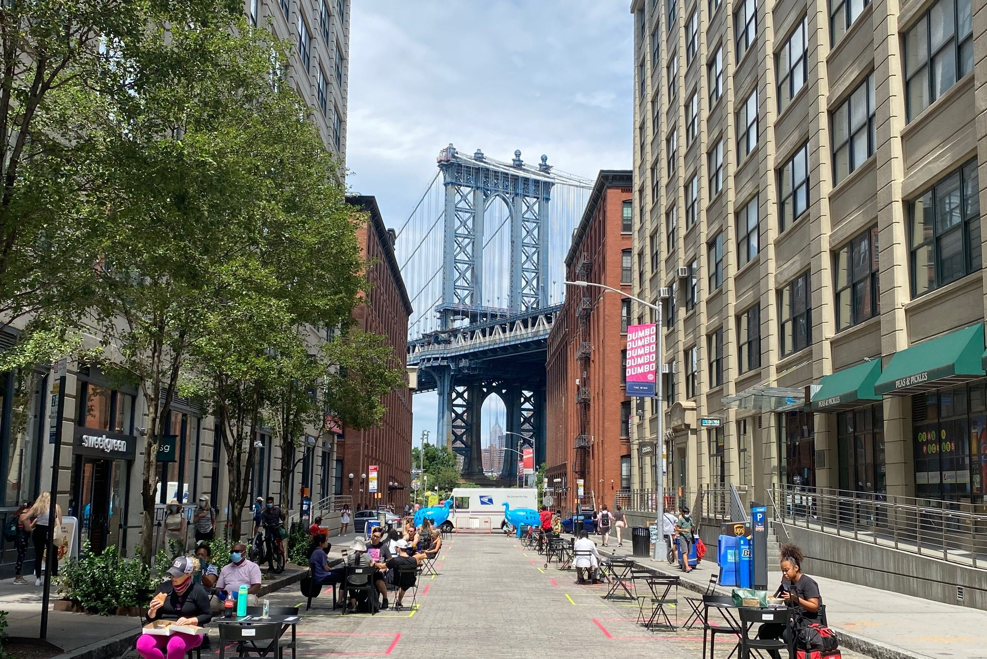 コロナ禍の夏in NY、外食とレジャーの新提案