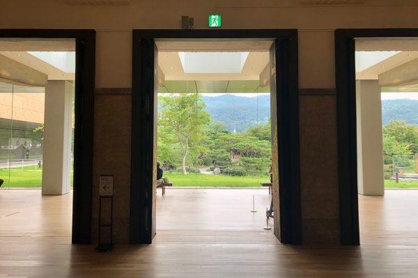京都市京セラ美術館へ。今はゆっくり展覧会を観る事ができるチャンスかも