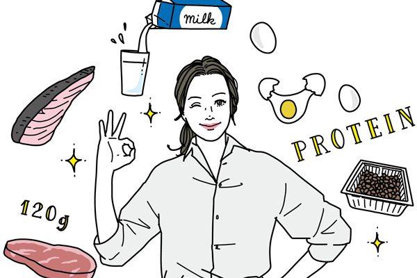 筋肉、肌、心、免疫! すべてを作るタンパク質の摂り方の常識が変わった?!