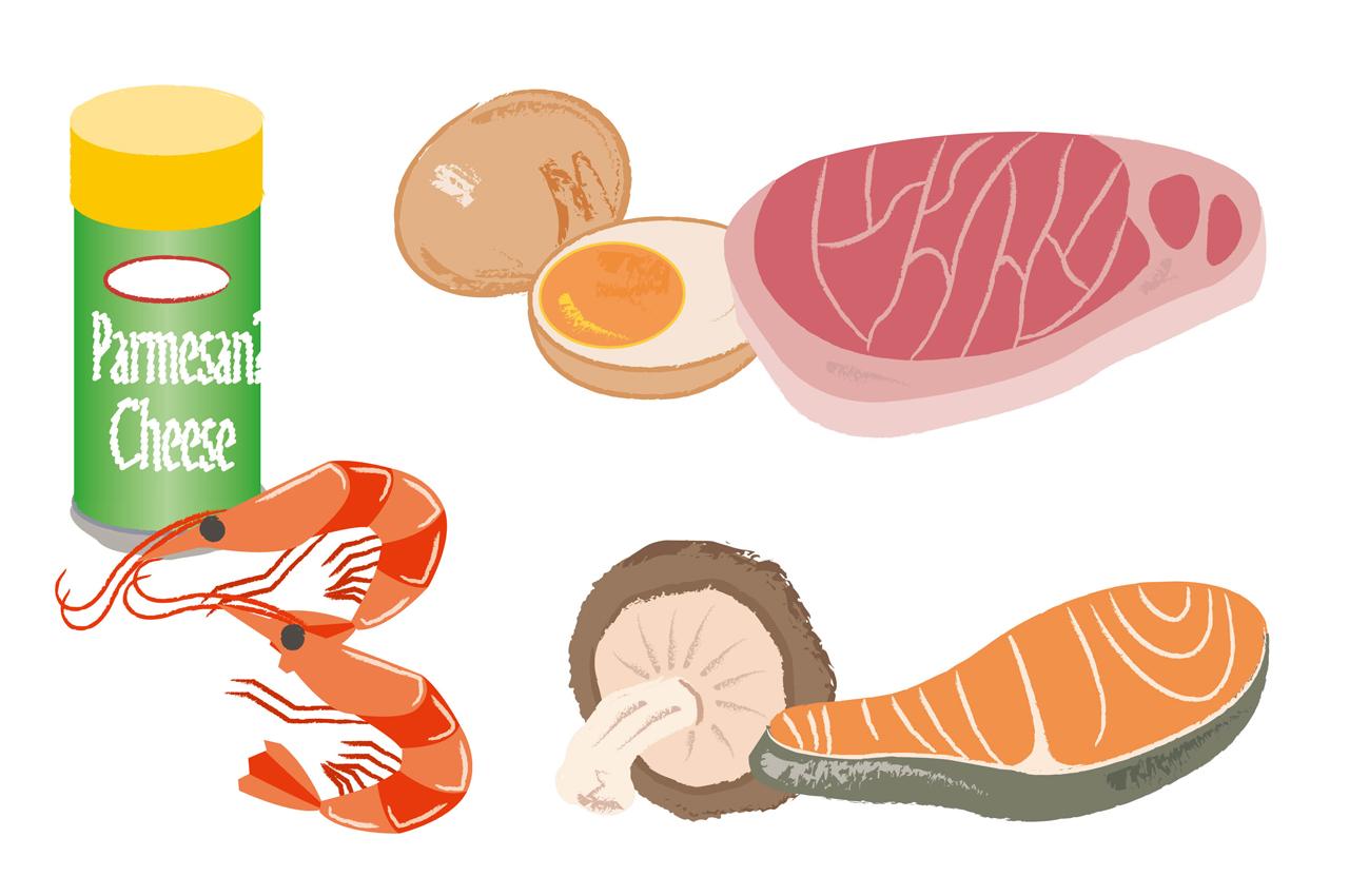 骨を「作る」栄養素、「硬くする」栄養素、「弾力を保つ」栄養素を知っていますか?
