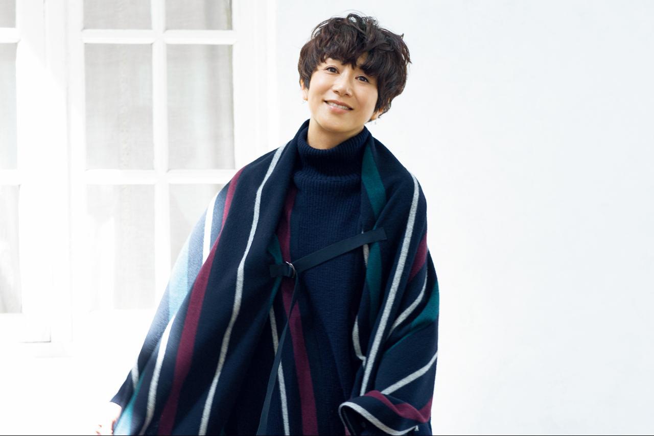 黒田知永子さんが着る、気分が上がって元気になれる色とデザイン