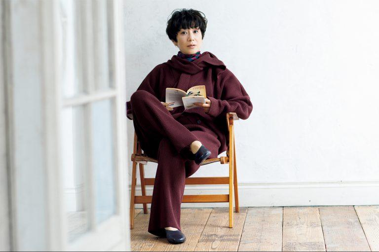 STAY HOME期間で価値観の見直しを考えた今、「自分軸」で選ぶ服とは?/黒田知永子さんインタビュー
