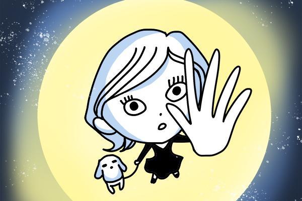 【秋の運トレ】ストレスの多い日々、10月31日の満月「ブルームーン」で自分再生