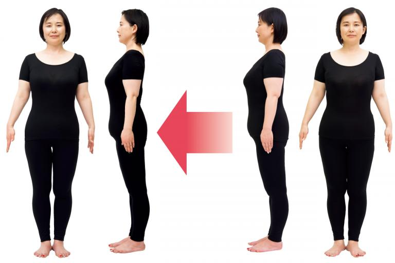 46歳読者の半年ダイエット、前半戦3カ月をレポート! じわじわ減りはじめた体脂肪に期待が高まります!/食事リセットで痩せる体に編⑥
